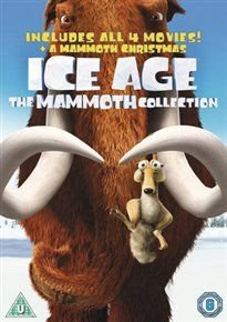 Ice Age 1-4 and Mammoth Christmas: The Mammoth Pack (DVD): Ray Romano, John Leguizamo, Denis Leary, Seann William Scott, Josh...