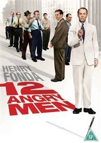 12 Angry Men (English & Foreign language, DVD): Henry Fonda, Lee J. Cobb, Ed Begley, E. G. Marshall, Jack Warden, Martin...
