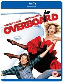Overboard (English, Spanish, French, Blu-ray disc): Goldie Hawn, Kurt Russell, Edward Herrmann, Katherine Helmond, Michael...