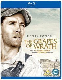 The Grapes of Wrath (Blu-ray disc): Henry Fonda, Jane Darwell, John Carradine, Russell Simpson, Charley Grapewin, Dorris...