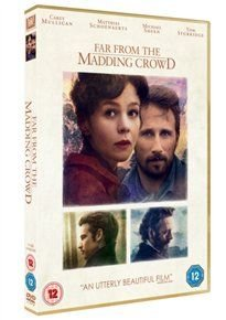 Far from the Madding Crowd (DVD): Tom Sturridge, Eloise Oliver, Juno Temple, Michael Sheen, Jessica Barden, Carey Mulligan,...