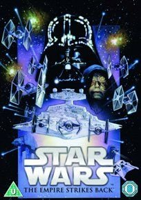 Star Wars Episode V - The Empire Strikes Back (DVD): Alec Guinness, Anthony Daniels, James Earl Jones, Kenneth Colley, Harrison...