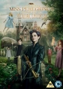 Miss Peregrine's Home for Peculiar Children (DVD): Eva Green, Asa Butterfield, Samuel L. Jackson, Chris O'Dowd,...