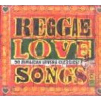 Reggae Love Songs (CD, Imported): Various Artists | Music | Buy