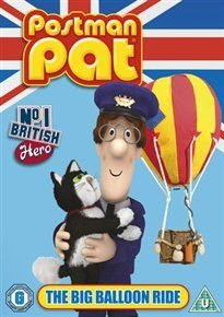 Postman Pat: The Big Balloon Ride (DVD): postman Pat