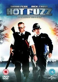 Hot Fuzz (DVD): Simon Pegg, Martin Freeman, Bill Nighy, Robert Popper, Nick Frost, Joe Cornish, Chris Waitt, Eric Mason, Billie...