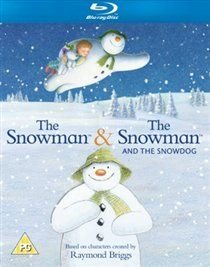 The Snowman/The Snowman and the Snowdog (Blu-ray disc): Aled Jones