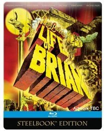 Monty Python's Life of Brian (Blu-ray disc): John Cleese, Terry Gilliam, Carol Cleveland, Michael Palin, Graham Chapman,...