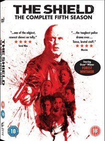 The Shield: Series 5 (DVD): Michael Chiklis, Walton Goggins, Michael Jace, Jay Karnes, Catherine Dent, Benito Martinez, CCH...