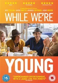 While We're Young (DVD): Amanda Seyfried, Charles Grodin, Greta Lee, Maria Dizzia, James Saito, Naomi Watts, Ben Stiller,...