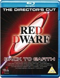 Red Dwarf: Back to Earth (Blu-ray disc): Craig Charles, Chris Barrie, Robert Llewellyn, Danny John-Jules, Sophie Winkleman
