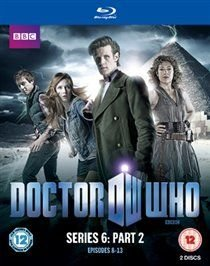 Doctor Who - The New Series: 6 - Part 2 (Blu-ray disc): Matt Smith, Karen Gillan, Arthur Darvill, Alex Kingston, Frances...