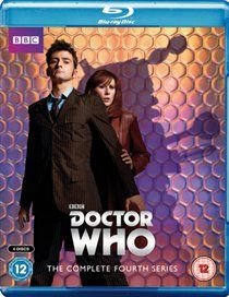 Doctor Who: The Complete Fourth Series (Blu-ray disc): David Tennant, Catherine Tate, Tim McInnerney, Nigel Terry, John...