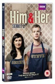 Him And Her (DVD): Russell Tovey, Sarah Solemani, Kerry Howard, Joe Wilkinson, Ricky Champ, Camille Coduri, Joanna Bacon,...