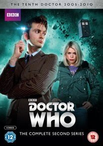 Doctor Who: The Complete Second Series (DVD): Christopher Eccleston, Noel Clarke, Yasmin Bannerman, Tamsin Greig, Richard...