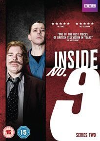 Inside No. 9: Series Two (DVD): Reece Shearsmith, Mark Benton, Alison Steadman, Jack Whitehall, David Warner, Steve Pemberton,...