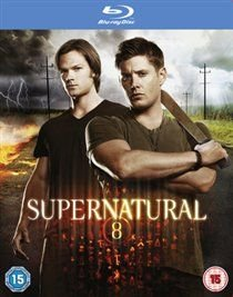 Supernatural The Complete Eighth Season Blu Ray Disc Jensen Ackles