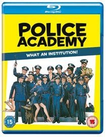 Police Academy (Blu-ray disc): Steve Guttenberg, Kim Cattrall, G.W. Bailey, George Gaynes, Bubba Smith, Leslie Easterbrook,...