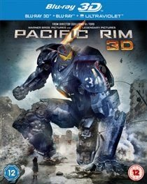 Pacific Rim (English, German, Blu-ray disc): Charlie Hunnam, Rinko Kikuchi, Ron Perlman, Idris Elba, Charlie Day, Clifton...