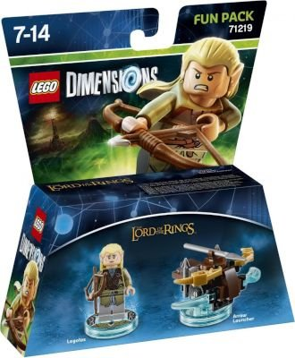 LEGO Dimensions Lord of the Rings Legolas Fun Pack: