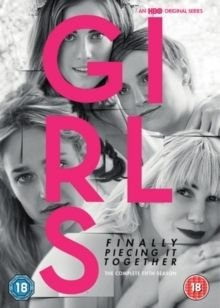 Girls: The Complete Fifth Season (DVD): Lena Dunham, Allison Williams, Jemima Kirke, Zosia Mamet, Adam Driver, Alex Karpovsky,...