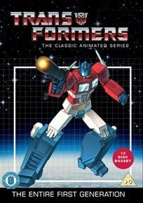 Transformers: The Classic Animated Series (DVD): Jack Angel, Corey Burton, Peter Cullen, Casey Kasem, Susan Blu, Scatman...