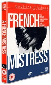 A   French Mistress (DVD): James Robertson Justice, Cecil Parker, Ian Bannen, Agnes Laurent, Kenneth Griffith, Athene Seyler,...