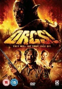 Orcs! (DVD): Brad Johnson, Adam Johnson, Maclain Nelson, Renny Richmond, Clare Niederpruem, Barta Heiner, Sean Hammond, Austin...