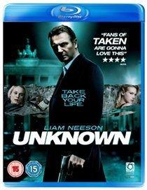 Unknown (Blu-ray disc): Liam Neeson, Diane Kruger, January Jones, Frank Langella, Aidan Quinn, Bruno Ganz, Sebastian Koch,...