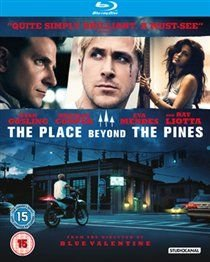 The Place Beyond the Pines (Blu-ray disc): Ryan Gosling, Bradley Cooper, Rose Byrne, Eva Mendes, Ray Liotta, Dane DeHaan, Bruce...