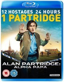 Alan Partridge: Alpha Papa (Blu-ray disc): Steve Coogan, Sean Pertwee, Colm Meaney, Anna Maxwell Martin, Nigel Lindsay, Simon...