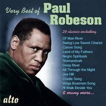 Very Best of Paul Robeson (CD): Paul Robeson
