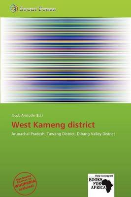 West Kameng District (Paperback):