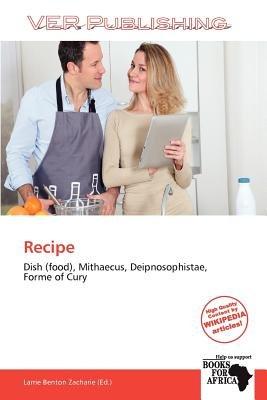 Recipe (Paperback): Larrie Benton Zacharie