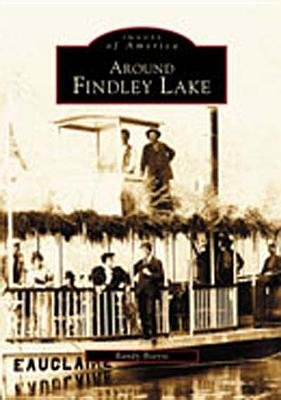 Around Findley Lake (Paperback): Randy Boerst