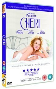 Cheri (DVD): Michelle Pfeiffer, Kathy Bates, Rupert Friend, Felicity Jones, Frances Tomelty, Anita Pallenberg, Harriet Walter,...