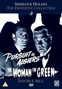 Sherlock Holmes: Pursuit to Algiers/The Woman in Green (DVD): Basil Rathbone, Nigel Bruce, Marjorie Riordan, John Abbott,...