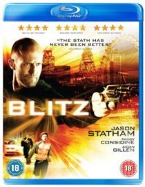 Blitz (Blu-ray disc): Jason Statham, Luke Evans, Paddy Considine, David Morrissey, Aidan Gillen, Richard Riddell, Zawe Ashton,...
