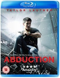Abduction (Blu-ray disc): Taylor Lautner, Lily Collins, Alfred Molina, Jason Isaacs, Maria Bello, Michael Nyqvist, Sigourney...