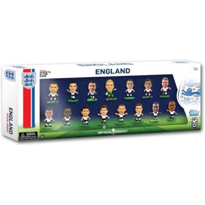 Soccerstarz - 15 Player Figurine Team Pack (England):