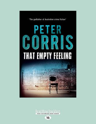 That Empty Feeling (Large print, Paperback, Large type / large print edition): Peter Corris