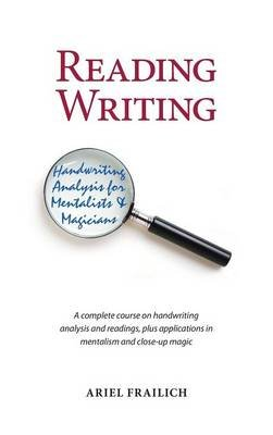 Reading Writing (Hardcover): Ariel Frailich