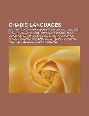 Chadic Languages - Biu-Mandara...