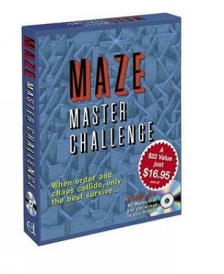 Maze Master Challenge (Multiple copy pack): Dover Publications Inc.