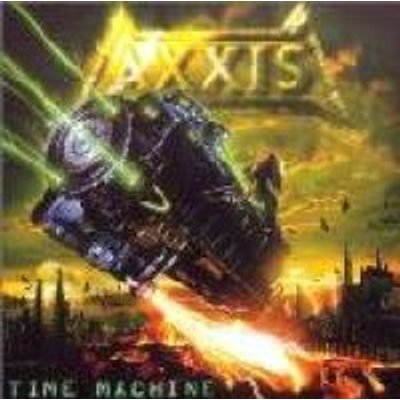 Axxis - Time Machine (CD, Imported): Axxis
