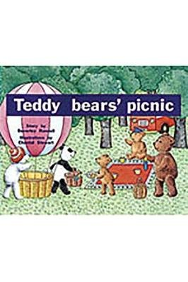 Rigby PM Plus - Individual Student Edition Red (Levels 3-5) Teddy Bears' Picnic (Paperback): Various
