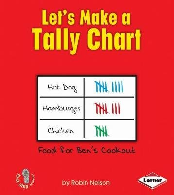 Let's Make a Tally Chart (Hardcover): Robin Nelson