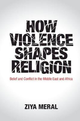 How Violence Shapes Religion - Belief and Conflict in the Middle East and Africa (Paperback): Ziya Meral