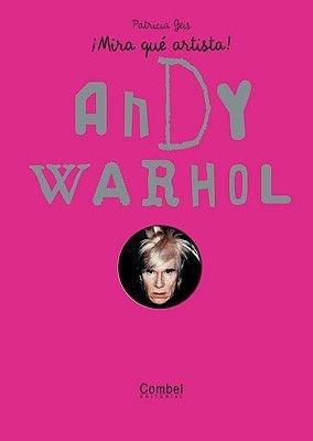 Andy Warhol (Spanish, Hardcover): Patricia Geis