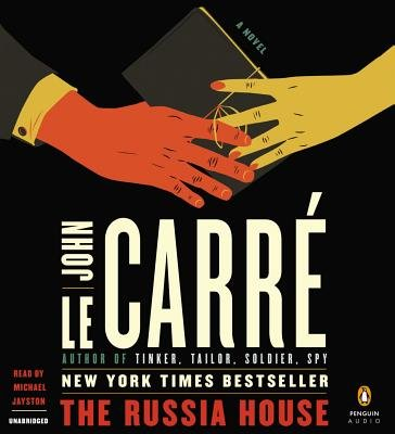 The Russia House (Standard format, CD, abridged edition): John Le Carre